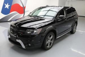 2014 Dodge Journey CROSSROAD 7-PASS HTD LEATHER DVD