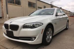 2012 BMW 5-Series XDrive
