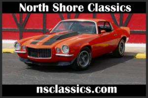 1972 Chevrolet Camaro -Split Bumper-383 with 4 Speed- SEE VIDEO