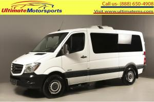 2014 Mercedes-Benz Sprinter 2014 2500 BLUETEC DIESEL 12PASS RCAM BLUETOOTH