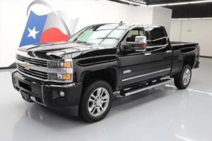 2015 Chevrolet Silverado 2500 HIGH COUNTRY 4X4 DIESEL NAV!!