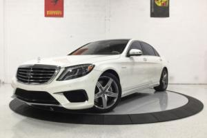 2014 Mercedes-Benz S-Class S 63 AMG AWD 4MATIC $167K MSRP! LOADED!
