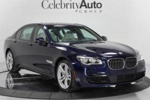 2015 BMW 7-Series 750Li $106K MSRP