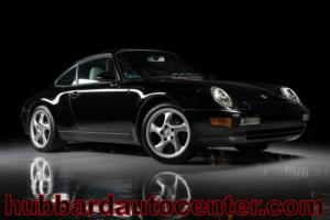 1995 Porsche 911 2dr Coupe Carrera Tiptronic