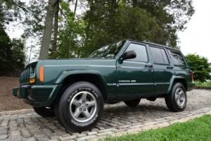 1999 Jeep Cherokee Classic Sport 4x4
