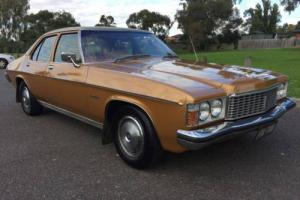 TIME WARP GENUINE 1 OWNER FROM NEW HJ PREMIER V8 GTS, MONARO, BEST IN AUSTRALIA Photo
