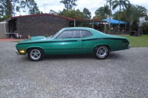 1974 PLYMOUTH DUSTER COUPE Photo