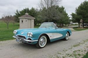 Chevrolet: Corvette Convertible | eBay