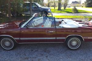 1984 Chrysler LeBaron  | eBay Photo