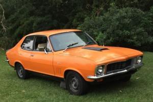 1972 Holden LJ Torana GTR One Owner Survivor