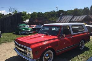 1970 Chevrolet Blazer Base Sport Utility 2-Door   eBay