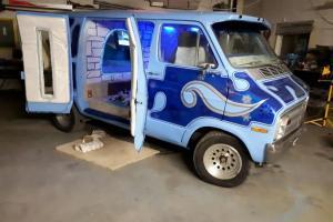 Dodge: Ram Van   eBay Photo