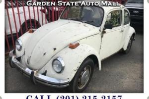 1972 Volkswagen Beetle-New --