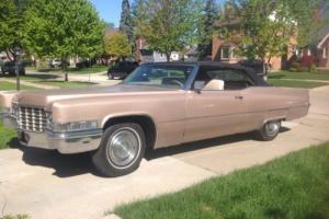 1969 Cadillac DeVille Base