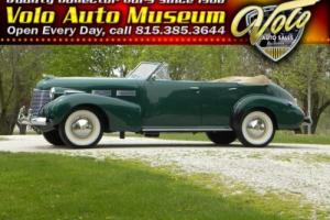 1940 Cadillac Other Convertible Sedan Photo