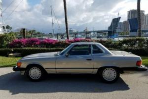 1988 Mercedes-Benz 500-Series