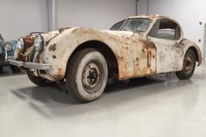 1952 Jaguar XK Photo
