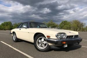 1987 Jaguar XJS Targa Top