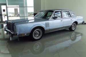 1983 Lincoln Continental