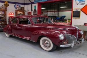 1941 Lincoln MKZ/Zephyr 2-Door