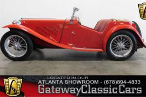 1949 MG T-Series -- Photo