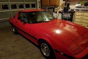 1985 Mazda RX-7 Photo