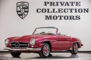 1958 Mercedes-Benz SL-Class Photo