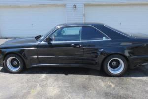1987 Mercedes-Benz 500-Series