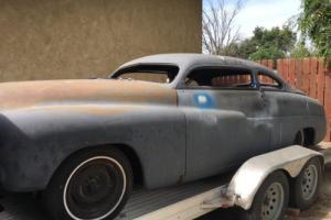 1950 Mercury 2dr