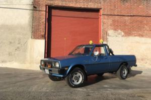 1984 Mitsubishi Mighty Max SP