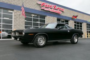 1970 Plymouth Barracuda V-Code