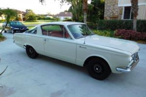 1965 Plymouth Barracuda Photo