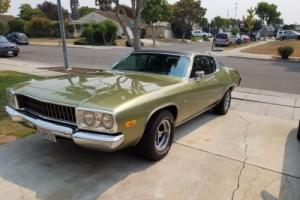 1974 Plymouth Satellite Photo