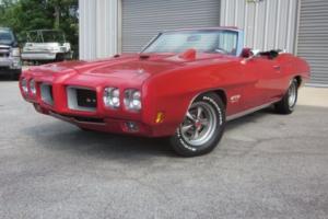1970 Pontiac GTO conv Photo