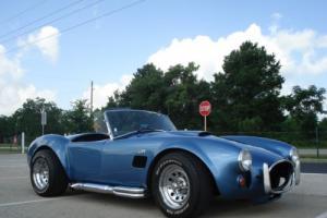 1963 AC Shelby Cobra Photo
