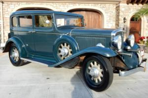 1932 Studebaker Dictator 8 Regal Dictator 8 Regal with 50,000 Miles Photo