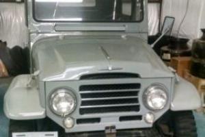 1960 Toyota Land Cruiser