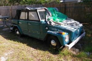 1971 Volkswagen Thing