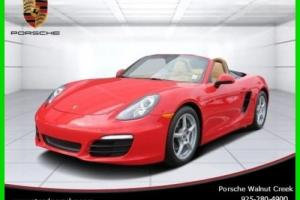 2015 Porsche Boxster Photo