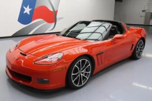 2012 Chevrolet Corvette Z16 GRAND SPORT 3LT 6-SPEED NAV