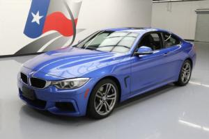2015 BMW 4-Series 428I COUPE M SPORT LINE SUNROOF NAV HUD