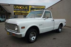 1971 Chevrolet C-10 Shortbox