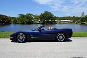2000 Chevrolet Corvette Base 2dr Convertible