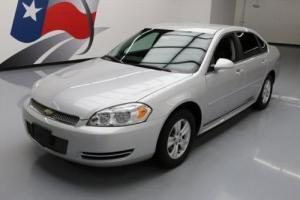 2013 Chevrolet Impala LS SEDAN AUTO CRUISE CTRL ALLOYS