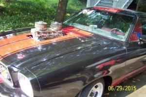 1976 Ford Mustang