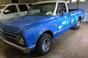 1967 Chevrolet C-10 sort bed