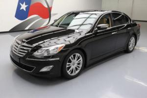 2014 Hyundai Genesis 3.8L PREM LEATHER SUNROOF NAV