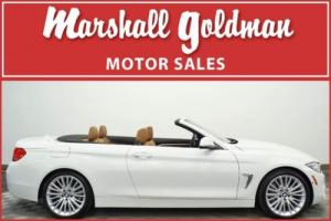 2015 BMW 4-Series Convertible Photo