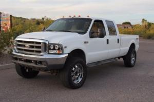 1999 Ford F-250 SUPER DUTY CREWCAB
