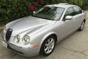 2005 Jaguar S-Type NAVIGATION 4.2 V8